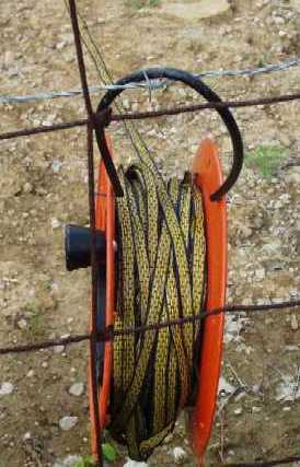 Electric Fence Electric Fence Winders